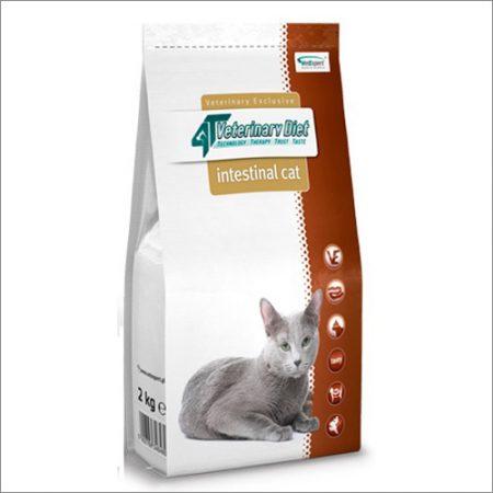 4T VETERINARY DIET CAT INTESTINAL 2KG – karma dietetyczna dla kotów na zaburzenia funkcji przewodu pokarmowego
