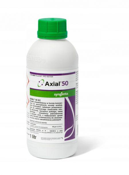 Axial 50 EC 1 L – najlepszy na miotłę zbożową