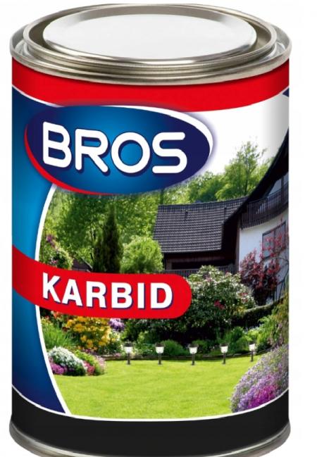 Bros Karbid 1kg – odstraszacz na krety i nornice