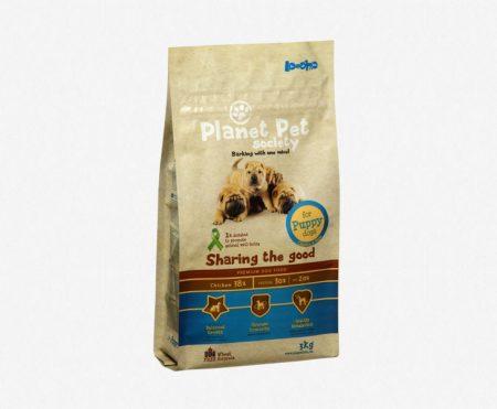 Planet Pet Puppy 15 kg – Sucha karma dla szczeniąt i suk karmiących