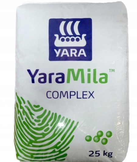 YaraMila COMPLEX nawóz Hydrocomplex Yara 25 kg