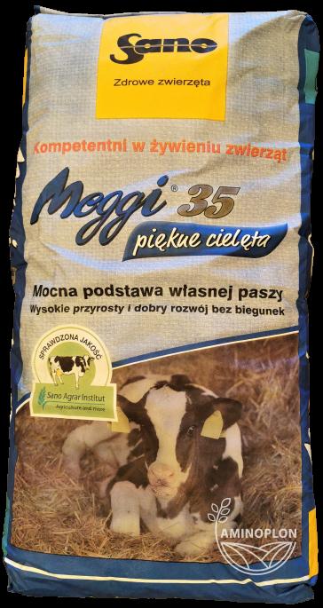 Meggi 35 25kg – materiał paszowy