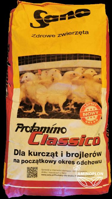 Protamino Classico  25kg – materiał paszowy