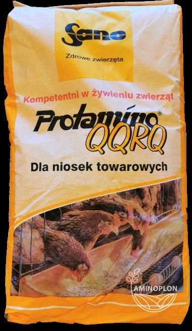Protamino QQRQ 25kg – materiał paszowy