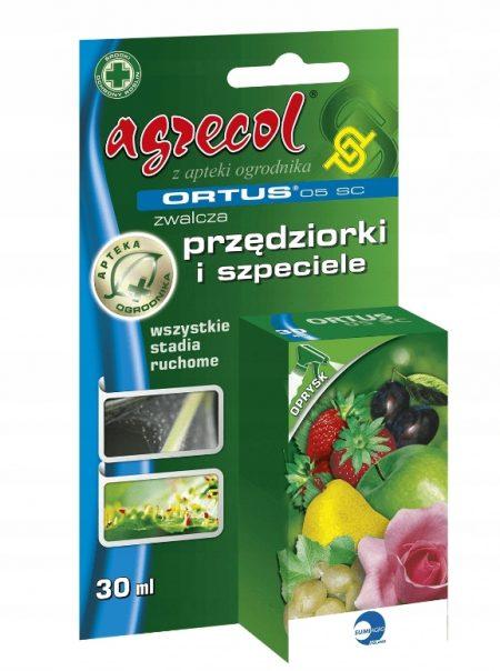Ortus 05 SC 30 ml – zwalcza przędziorki i szpeciele
