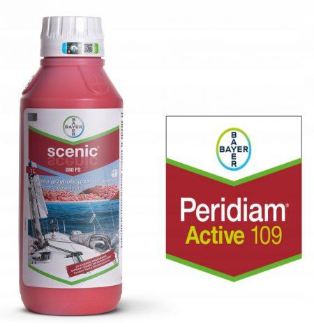 Scenic 080FS 1+1 L – Zaprawa zbożowa plus nawóz Peridiam Active 109