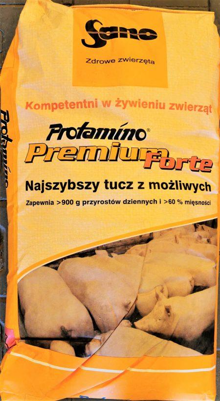 Protamino Premium Forte 25kg – materiał paszowy