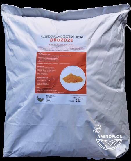 Drożdże 20kg – materiał paszowy