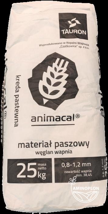 Kreda pastewna Animacal 0.8-1.2mm 25kg – materiał paszowy