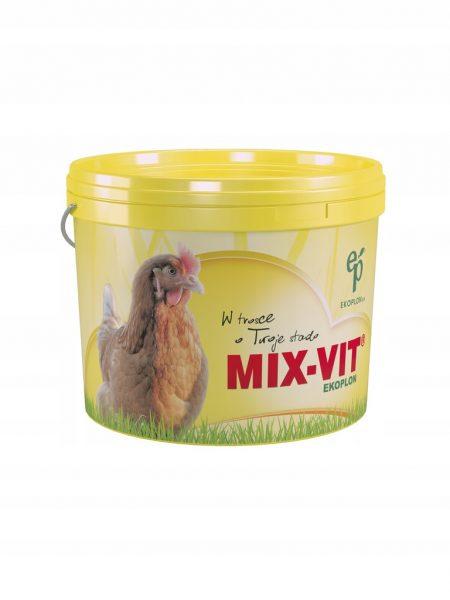 MIX-VIT 4% KK 4kg – materiał paszowy