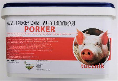 Porker 4kg – materiał paszowy