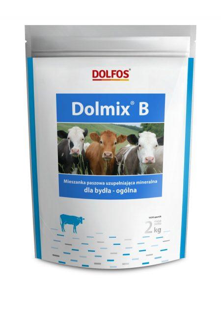 Dolmix B 2kg – materiał paszowy