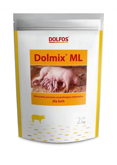 Dolmix ML 2kg – materiał paszowy