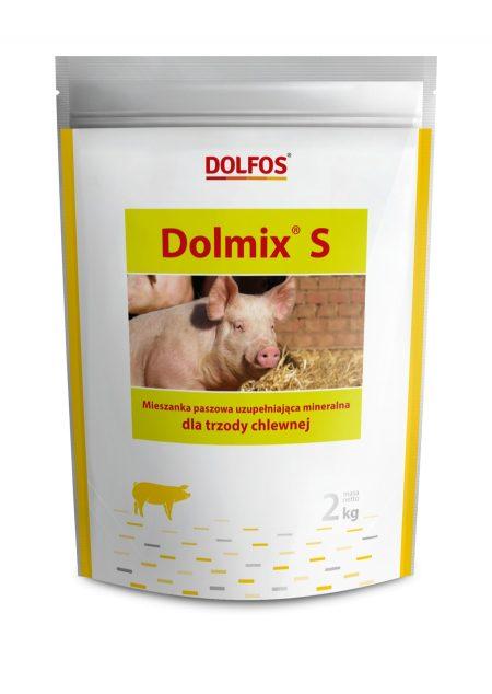 Dolmix S 2kg – materiał paszowy