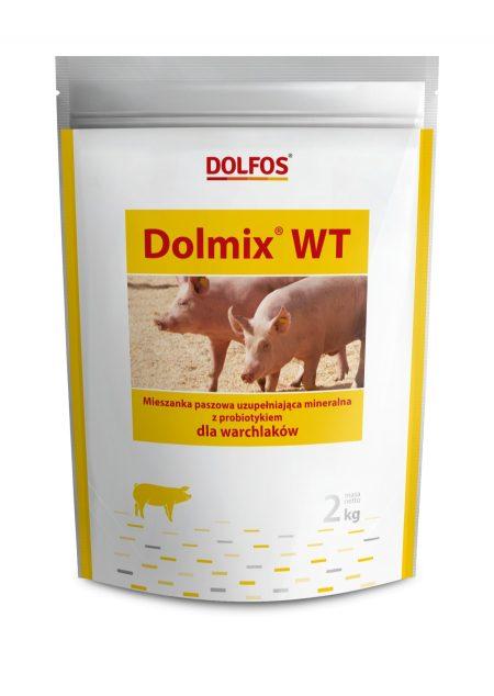 Dolmix WT 2kg – materiał paszowy