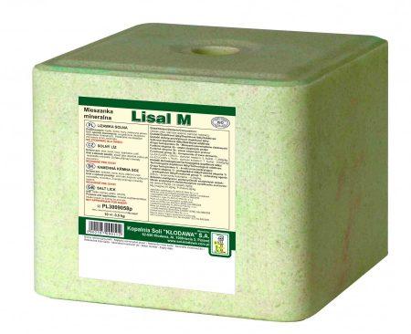 Lizawka Solna LISAL M (zielona) 10kg – materiał paszowy