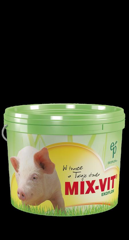 Mix–Vit 4% PW 4kg – materiał paszowy