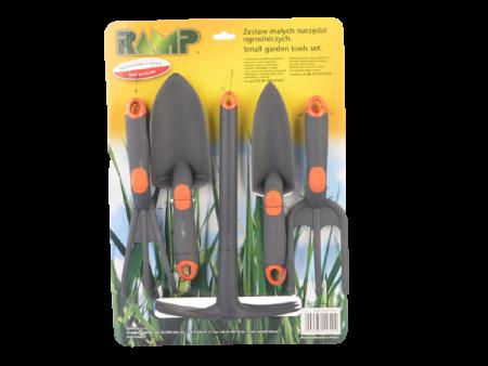 Zestaw 5 małych narzędzi ogrodowych RAMP