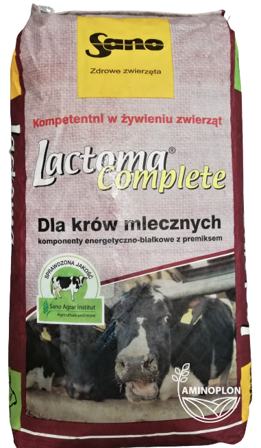 Lactoma Complete 25kg – materiał paszowy