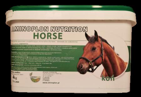 Horse 4kg – materiał paszowy