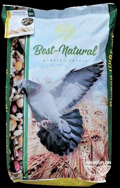 Mieszanka zbóż dla Gołębi bez kukurydzy i pszenicy BK 20kg – materiał paszowy