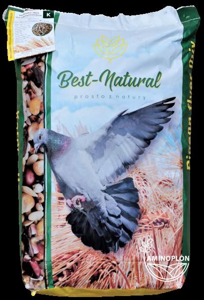 Mieszanka zbóż dla Gołębi Krótkodziobów K 20kg – materiał paszowy