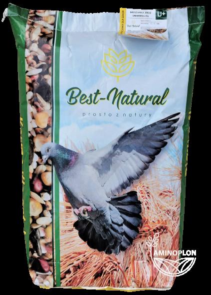 Mieszanka zbóż dla Gołębi uniwersalna U+ 20kg – materiał paszowy