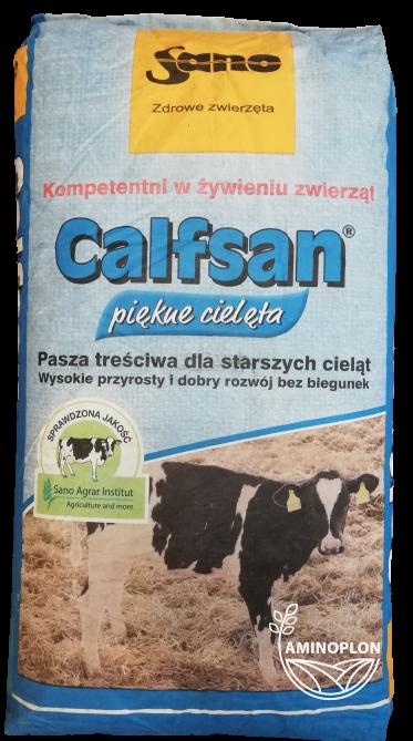 Calfsan 25kg – materiał paszowy