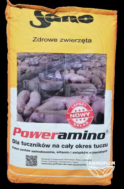 Poweramino 25kg – materiał paszowy