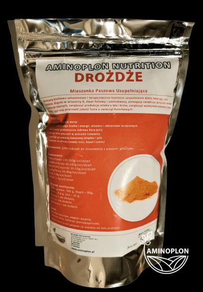 Drożdże 1 kg – materiał paszowy