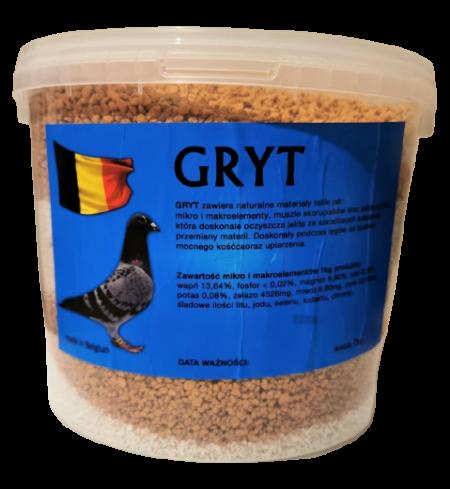 Gryt Mineralny 7kg – materiał paszowy