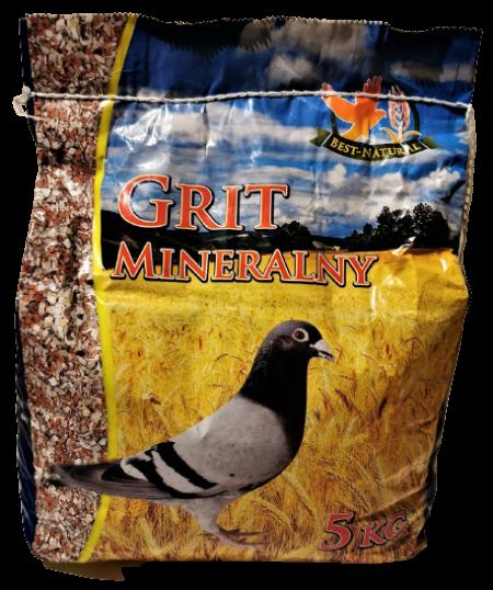 Grit mineralny 5kg  – materiał paszowy