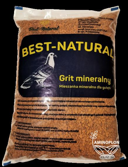 Grit Mineralny 2.5kg – materiał paszowy
