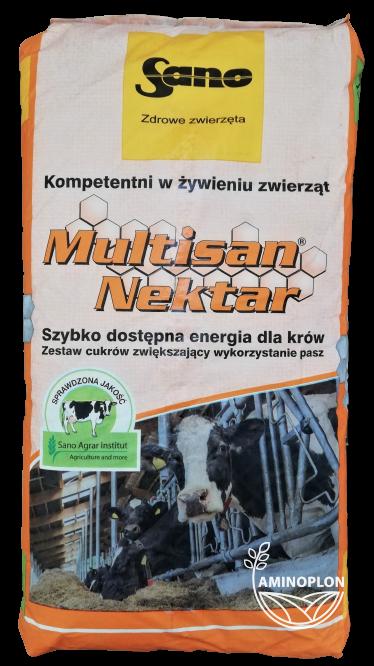 Multisan Nektar 25kg – materiał paszowy