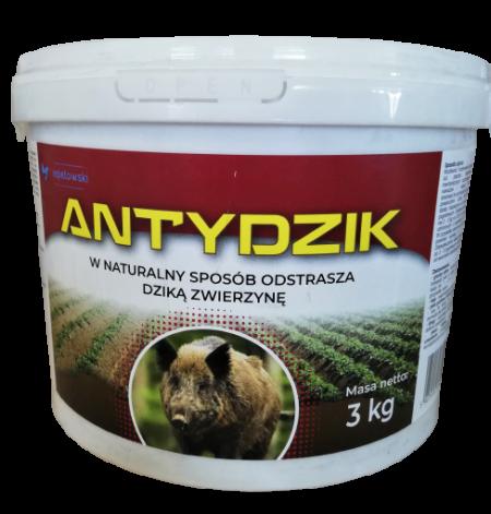 Antydzik AGROL 3kg – środek odstraszający zwierzynę płową