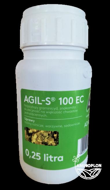 Agil-S 100EC Adama 250ml – znakomita skuteczność na chwasty jedno i dwuliścienne