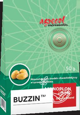 Buzzin 50g  – na chwasty dwuliścienne i niektóre jednoliścienne w uprawie ziemniaka