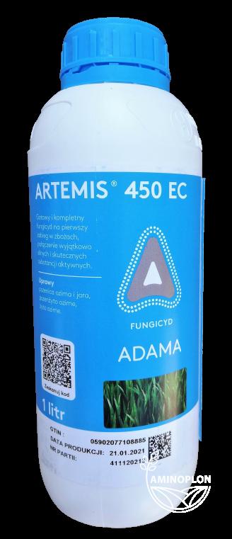 Artemis 450 EC Adama 1L – gotowy i kompletny fungicyd na pierwszy zabieg w zbożach