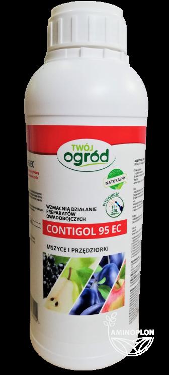 Contigol 95 EC 1L – adiuwant zwiększający działania środka owadobójczego lub przędziorkobójczego