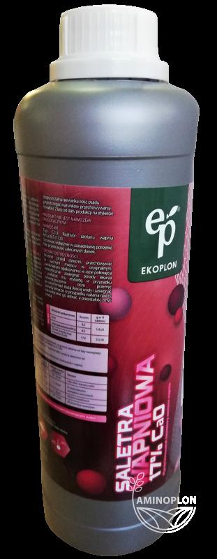 Saletra Wapniowa 17% CaO – 1 L – znakomite odżywienie wapniem
