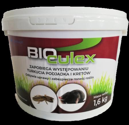 Bio Culex 1,6kg – zapobiega występowaniu turkucia podjadka i kretów, odżywia uprawy
