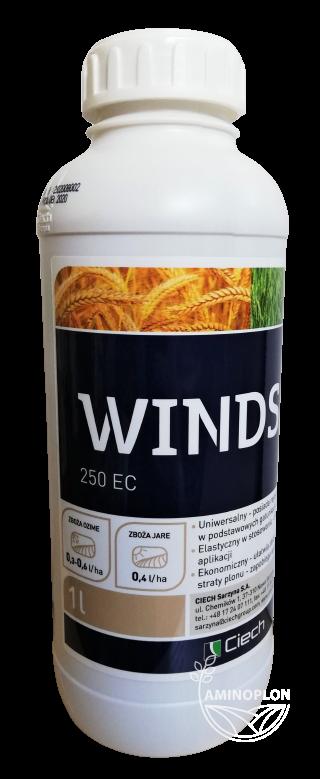 Windsar 250 EC 1L – uniwersalny regulator wzrostu i rozwoju podstawowych gatunków zbóż
