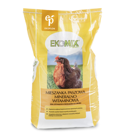 Ekomix D 2kg – materiał paszowy