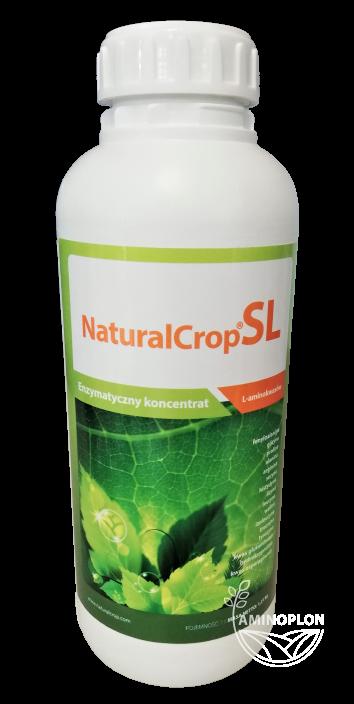 NaturalCrop SL 1L – zwiększa skuteczność zabiegów, peptydy oraz L-aminokwasy