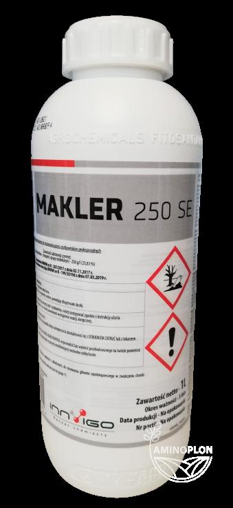 Makler 250 SE Innvigo 1L – zapobiegawcze działanie w zwalczaniu chorób powodowanych przez grzyby