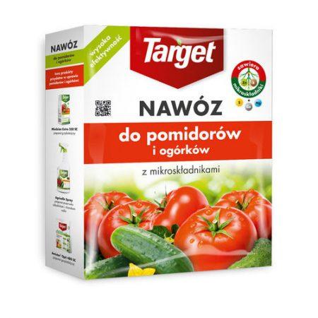 Nawóz granulowany do pomidorów i ogórków z mikroskładnikami 1kg – podstawowe składniki pokarmowe