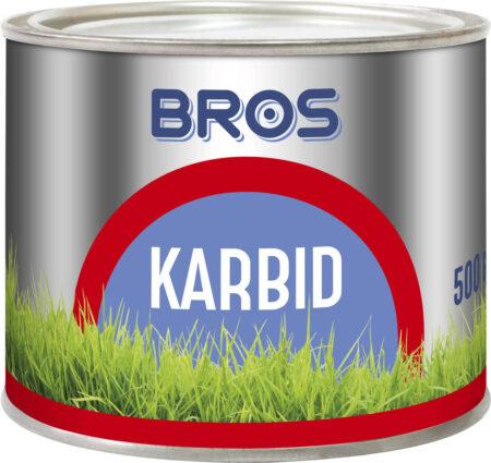 Bros Karbid 500g – odstraszacz na krety i nornice