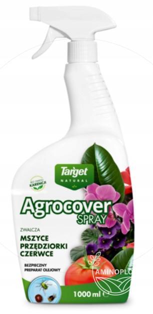Agrocover Spray 1L – zwalcza mszyce przędziorki i czerwce