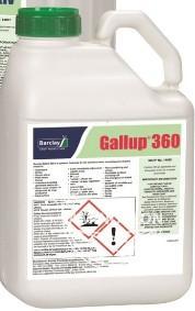 Gallup – uniwersalny oprysk na chwasty o potwierdzonej skuteczności (glifosat 360 SL)